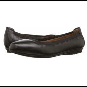 Josef Seibel Black Pippa 33 Ballet Flats Size 11